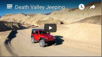 death valley jeeping